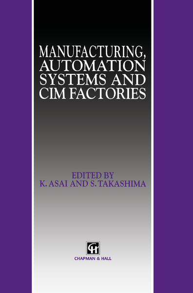 Manufacturing, Automation Systems and CIM Factories - Coverbild