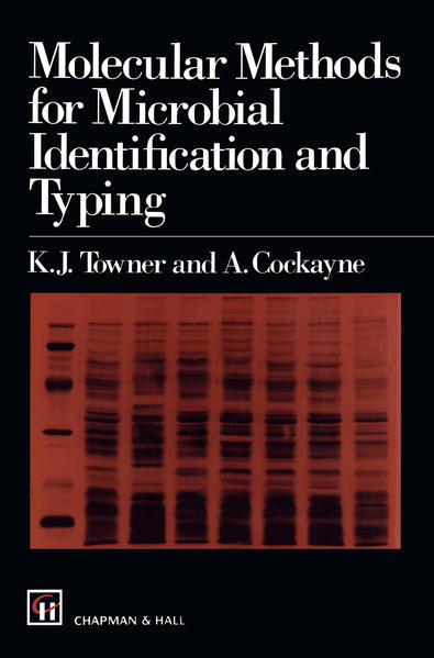 Molecular Methods for Microbial Identification and Typing - Coverbild