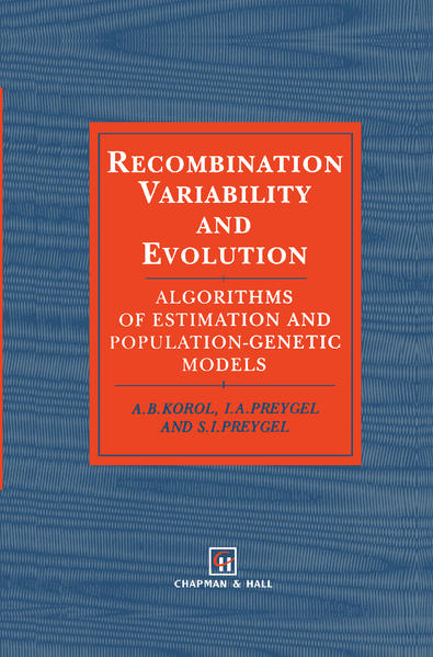 Recombination Variability and Evolution - Coverbild