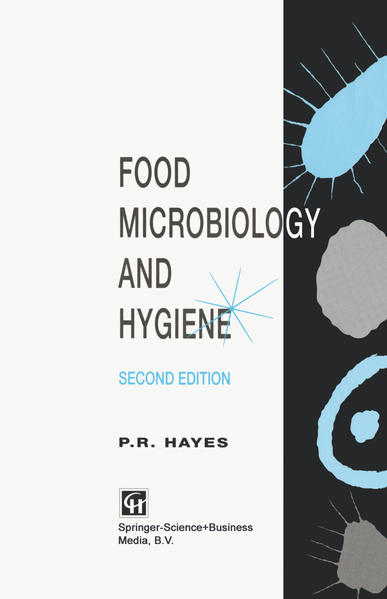 Food Microbiology and Hygiene - Coverbild