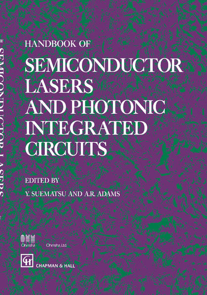Handbook of Semiconductor Lasers and Photonic - Coverbild