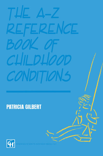 The A-Z Reference Book of Childhood Conditions - Coverbild