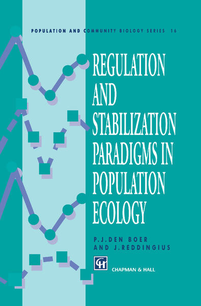 Regulation and Stabilization Paradigms in Population Ecology - Coverbild