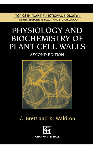 Physiology and Biochemistry of Plant Cell Walls - Coverbild