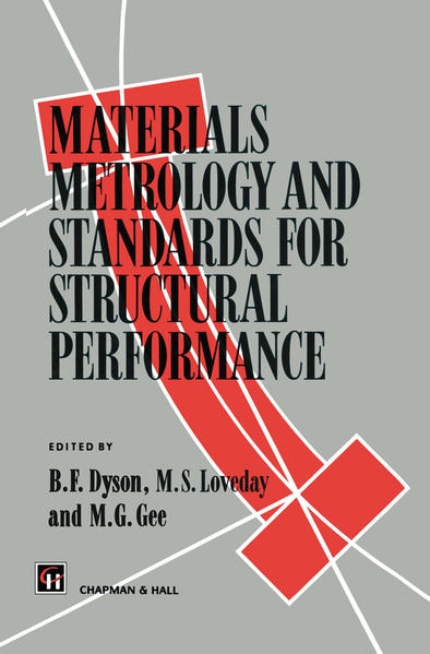 Materials Metrology and Standards for Structural Performance - Coverbild