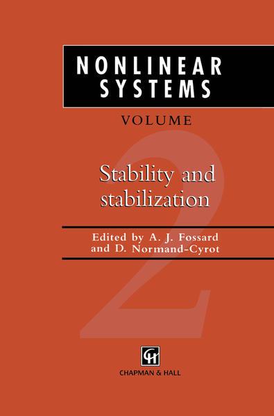 Nonlinear Systems - Coverbild