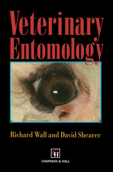 Veterinary Entomology - Coverbild