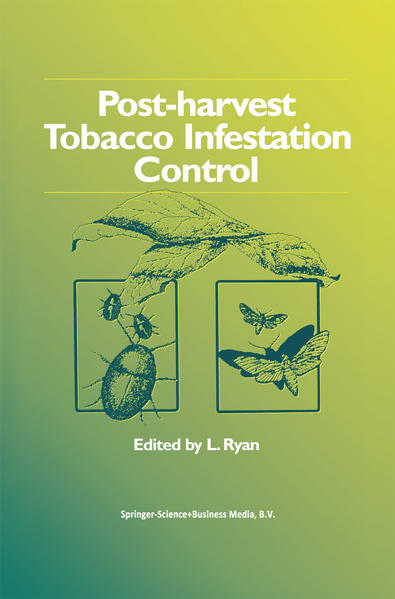 Post-harvest Tobacco Infestation Control - Coverbild
