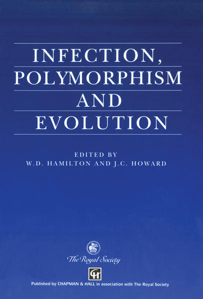 Infection, Polymorphism and Evolution - Coverbild