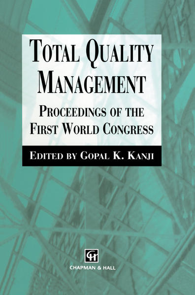 Total Quality Management - Coverbild
