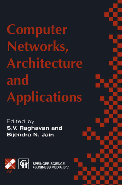 Computer Networks, Architecture and Applications - Coverbild