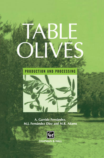 Table Olives - Coverbild