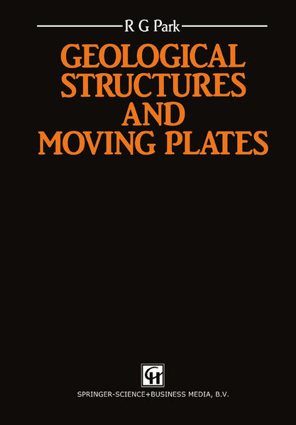 Geological Structures and Moving Plates - Coverbild
