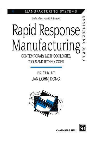Rapid Response Manufacturing - Coverbild