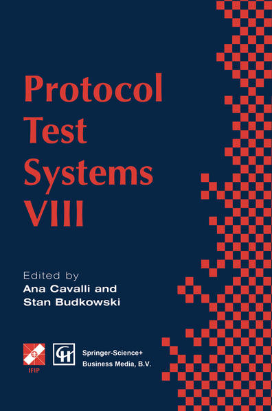 Protocol Test Systems VIII - Coverbild
