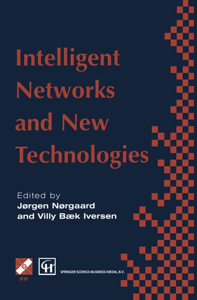 Intelligent Networks and Intelligence in Networks - Coverbild