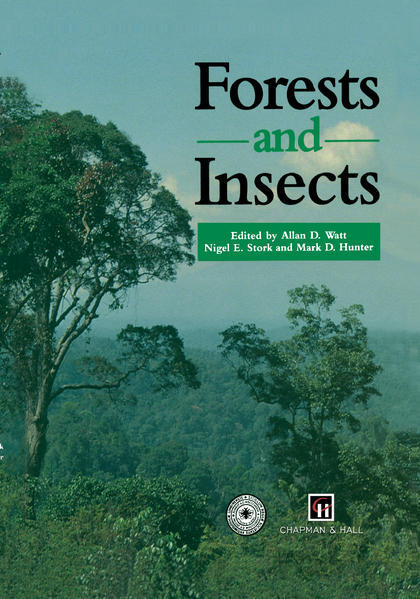 Forests and Insects - Coverbild