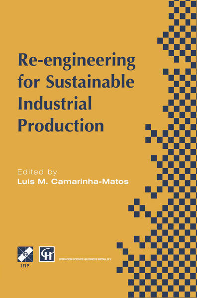 Re-engineering for Sustainable Industrial Production - Coverbild