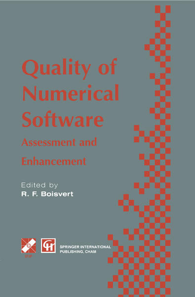 Quality of Numerical Software - Coverbild