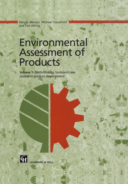 Environmental Assessment of Products - Coverbild
