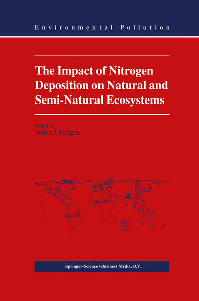 The Impact of Nitrogen Deposition on Natural and Semi-Natural Ecosystems - Coverbild