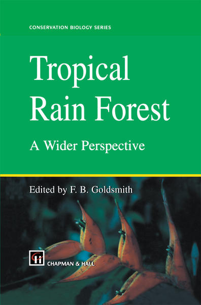 Tropical Rain Forest: A Wider Perspective - Coverbild