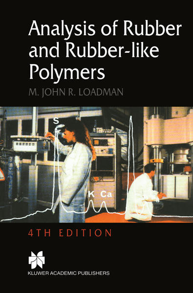 Analysis of Rubber and Rubber-like Polymers - Coverbild