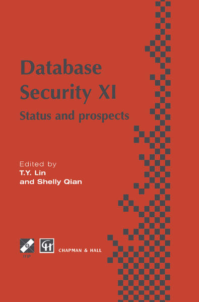 Database Security XI - Coverbild