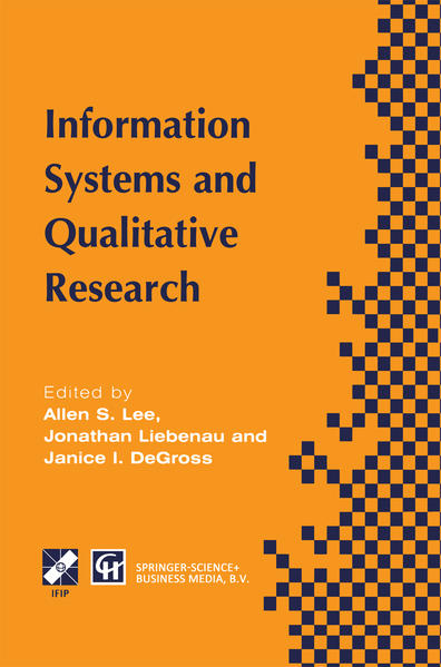 Information Systems and Qualitative Research - Coverbild