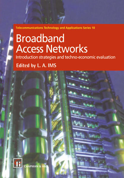 Broadband Access Networks - Coverbild