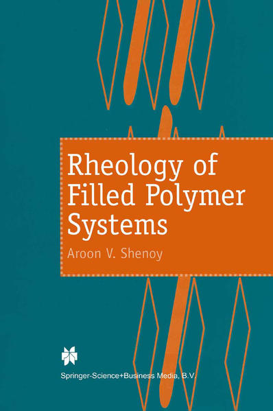 Rheology of Filled Polymer Systems - Coverbild