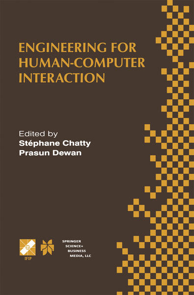 Engineering for Human-Computer Interaction - Coverbild
