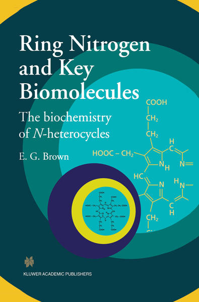 Ring Nitrogen and Key Biomolecules - Coverbild