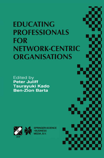 Educating Professionals for Network-Centric Organisations - Coverbild