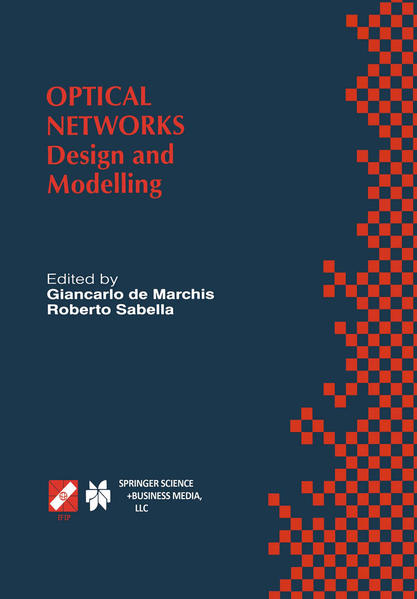 Optical Networks - Coverbild