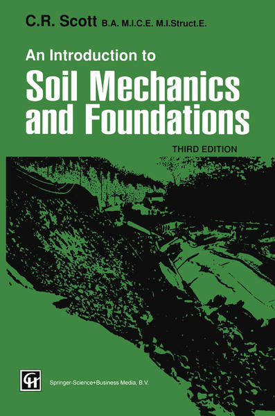 An Introduction to Soil Mechanics and Foundations - Coverbild
