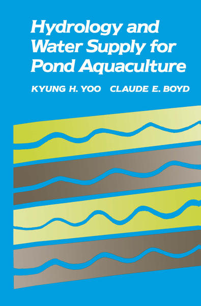 Hydrology and Water Supply for Pond Aquaculture - Coverbild