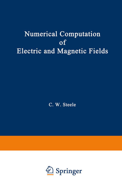 Numerical Computation of Electric and Magnetic Fields - Coverbild