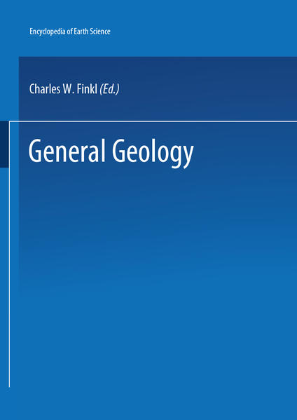 The Encyclopedia of Field and General Geology - Coverbild