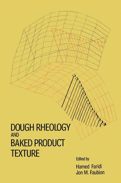 Dough Rheology and Baked Product Texture - Coverbild