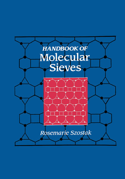 Handbook Of Molecular Sieves - Coverbild