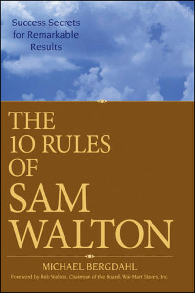 The 10 Rules of Sam Walton - Coverbild