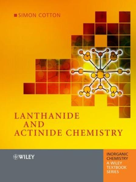 Lanthanide and Actinide Chemistry - Coverbild