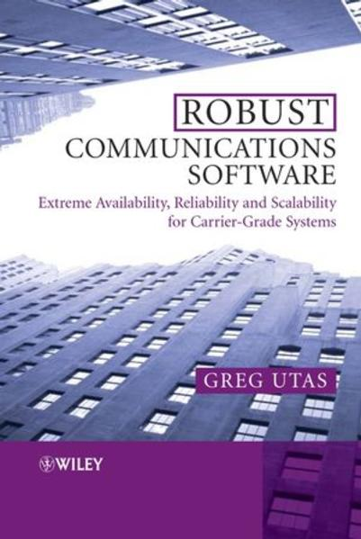 Robust Communications Software - Coverbild