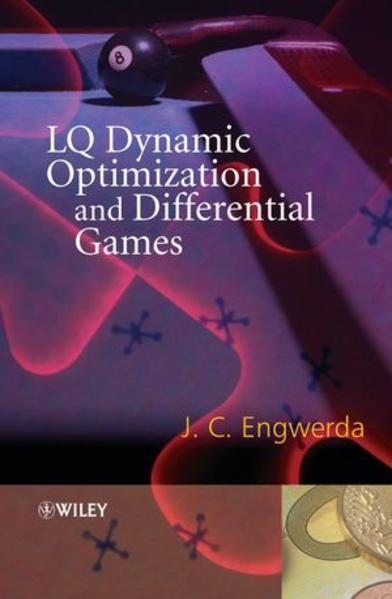 LQ Dynamic Optimization and Differential Games - Coverbild