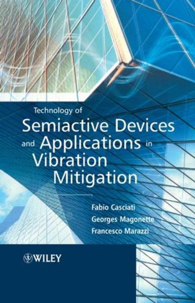 Technology of Semiactive Devices and Applications in Vibration Mitigation - Coverbild