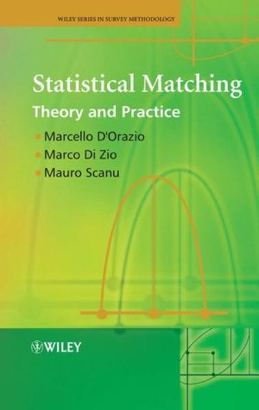 Statistical Matching - Coverbild