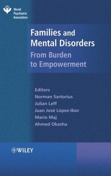 Families and Mental Disorder - Coverbild