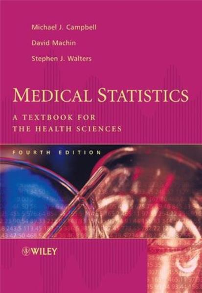 Medical Statistics - Coverbild