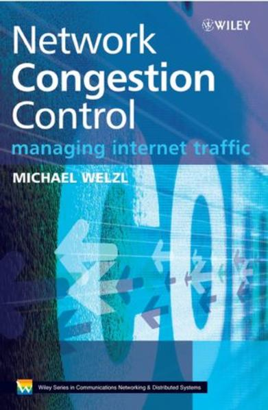 Network Congestion Control - Coverbild